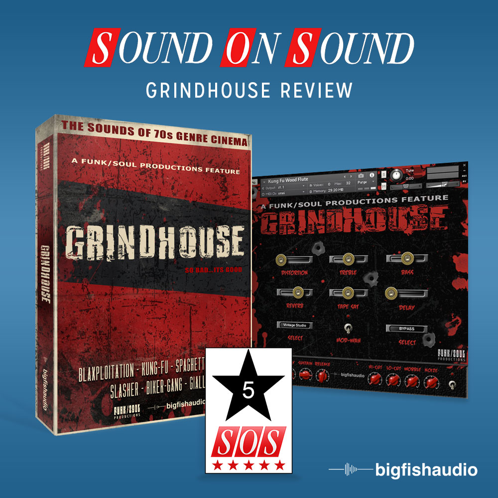Grindhouse Sound On Sound Review