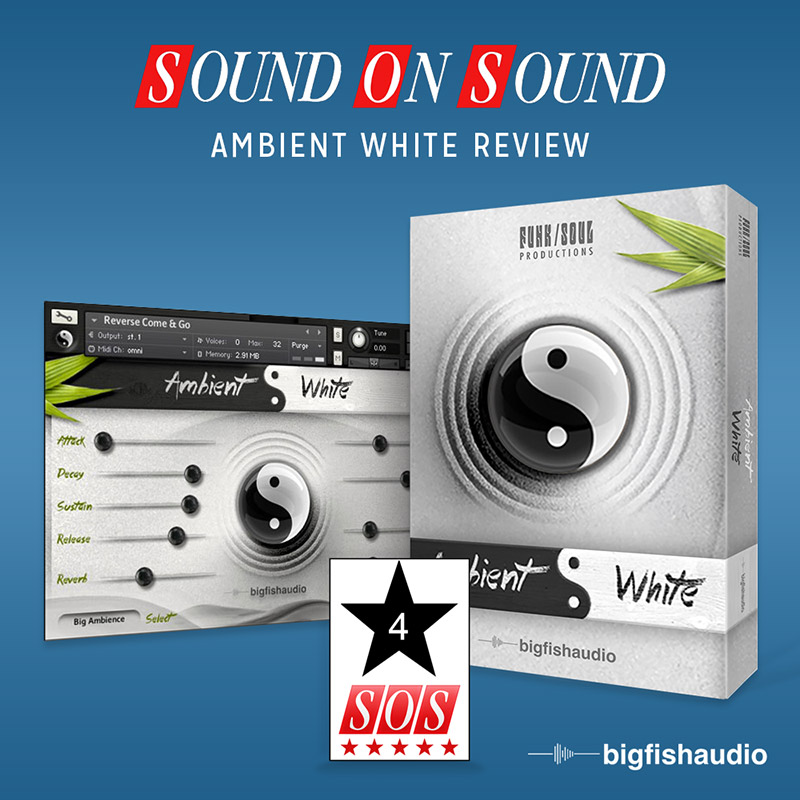 Ambient White Sound On Sound Review