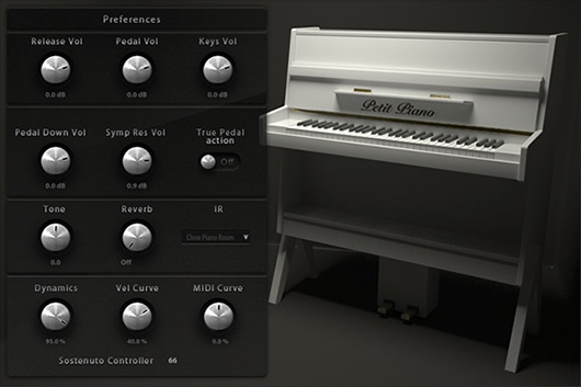 Petit Piano Screenshot