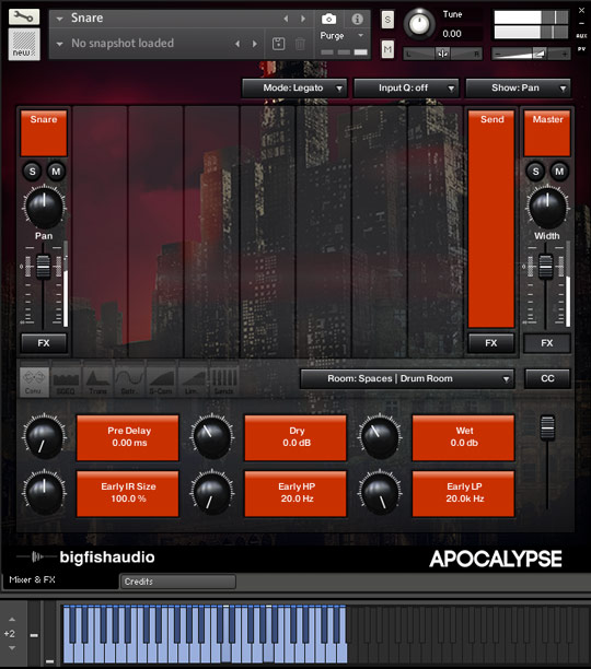 Apocalypse: Trap Construction Kits GUI