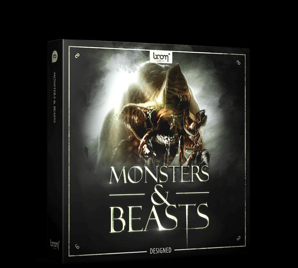 monsters&beasts