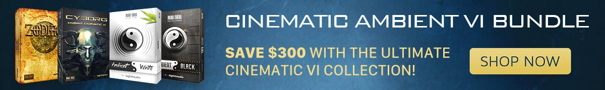 Cinematic Ambient VI Bundle