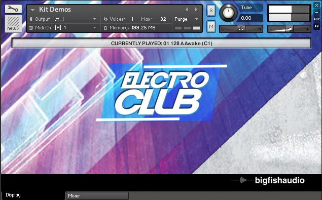 Electro Club Screenshot 3