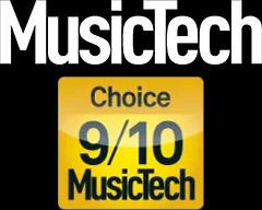 MusicTech Magazine Award