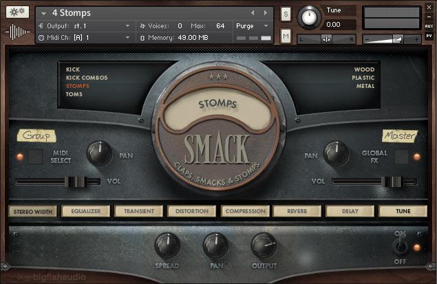 Smack GUI 2