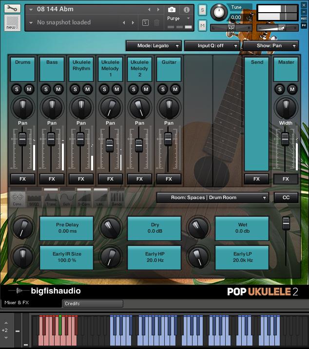Pop Uke 2 GUI
