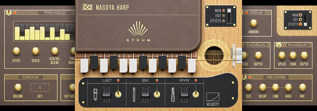 Harp GUI 2