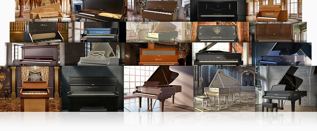all pianos