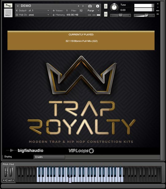 Trap Royalty GUI