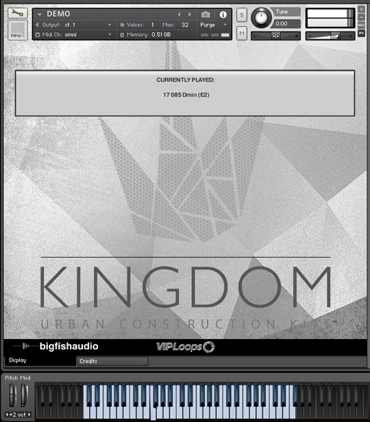 Kingdom GUI